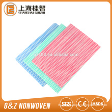 Dry Kitchen Wipes Cleaning Wipes nonwoven fabric raw material